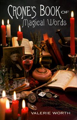 Image for Crone's Book of Magical Words