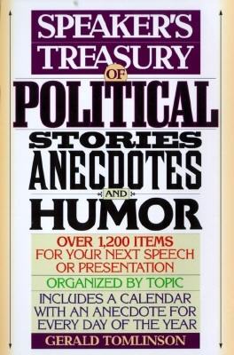 Image for Speaker's Treasury of Political Stories, Anecdotes and Humor