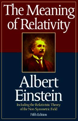 Image for Meaning of Relativity