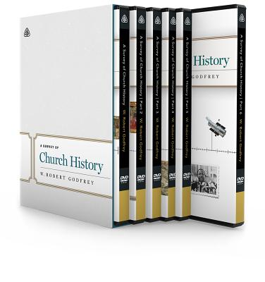 Image for A Survey Of Church History: Parts 1-6 (6 DVDs)