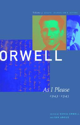Image for The Collected Essays, Journalism, and Letters of George Orwell