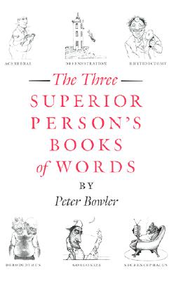 Image for Three Superior Person's Books of Words [Illustrated]
