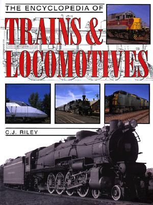 Image for The Encyclopedia of Trains & Locomotives