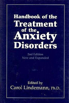 Image for Handbook of the Treatment of the Anxiety Disorders