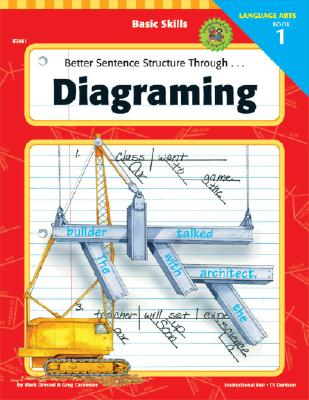 Basic Skills Better Sentence Structure Through Diagraming, Book 1, Carnevale, Gregg; Dressel, Mark