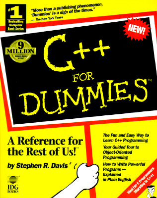 Image for C++ for Dummies