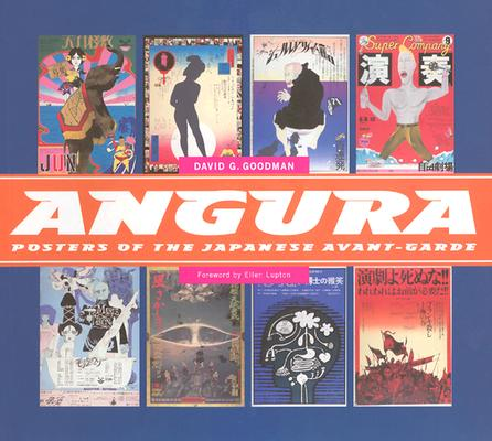 Image for Angura: Posters of the Japanese Avant-Garde