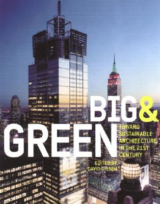 Image for BIG AND GREEN: Sustainable Skyscrapers for the Tw