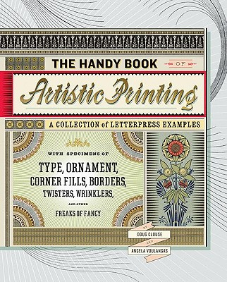 Image for Handy Book of Artistic Printing: A Collection of Letterpress Examples