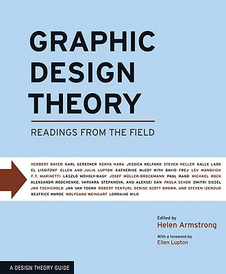 Image for Graphic Design Theory: Readings from the Field