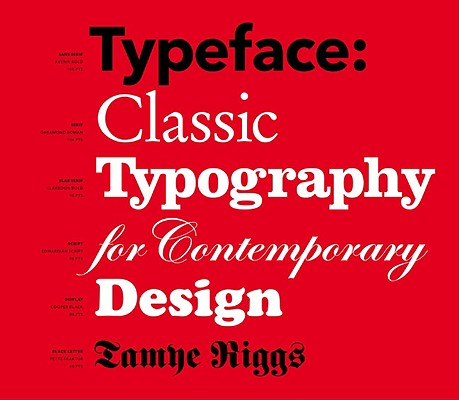 Image for Typeface: Classic Typography for Contemporary Design