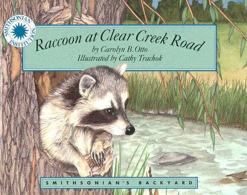 Raccoon at Clear Creek Road (Smithsonian's Backyard; Miniature Edition), Carolyn Otto