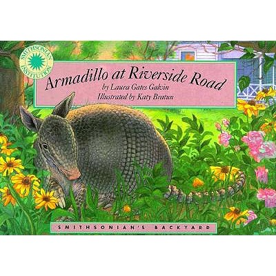 Image for Armadillo at Riverside Road (Smithsonian's Backyard Series)