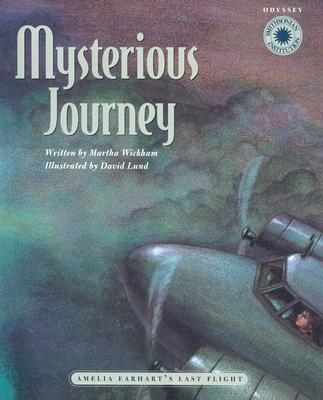 Image for Mysterious Journey: Amelia Earhart's Last Flight - a Smithsonian Odyssey Adventure Book (Odyssey (Smithsonian Institution).)