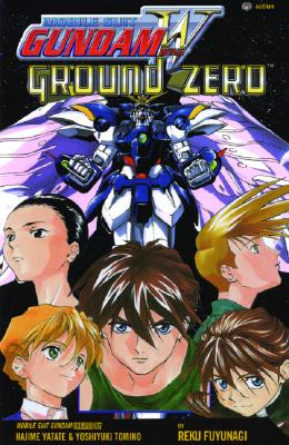 Image for Gundam Wing: Ground Zero