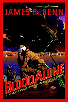 Image for Blood Alone: A Billy Boyle World War II Mystery