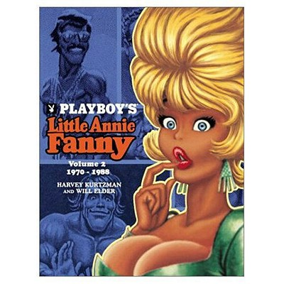 Image for Playboy's Little Annie Fanny Volume 2 1970-1988