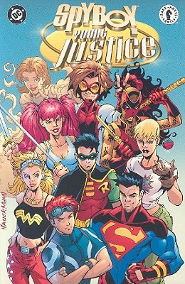 Image for SPYBOY/YOUNG JUSTICE
