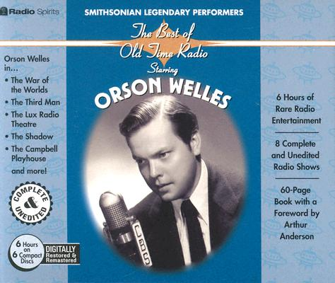 Image for The Best Of Old Time Radio Starring Orson Welles
