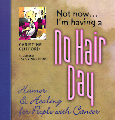Image for Not Now... I'm Having a No Hair Day :