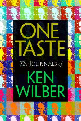 Image for One Taste: The Journals of Ken Wilber