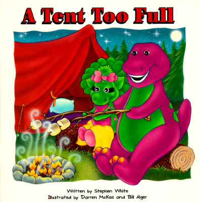 Image for A Tent Too Full: With Barney & Baby Bop