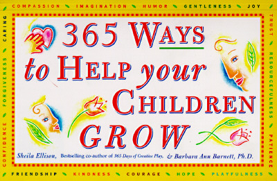 Image for 365 Ways to Help Your Children Grow