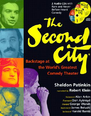 Image for The Second City: Backstage at the World's Greatest Comedy Theater (book with 2 audio CDs)