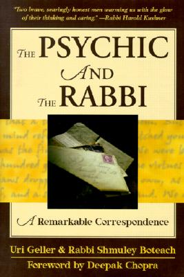 Image for The Psychic and the Rabbi: A Remarkable Correspondence