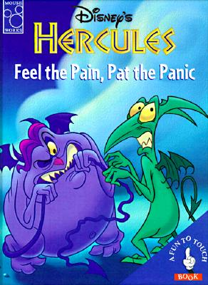Image for Hercules: Feel the Pain, Pat the Panic