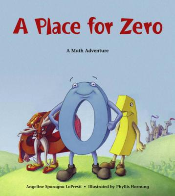 Image for A Place for Zero (Charlesbridge Math Adventures)