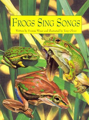 Image for Frogs Sing Songs (Charlesbridge)