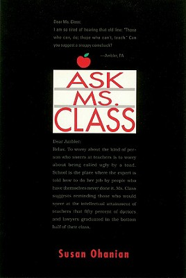 Image for Ask Ms. Class