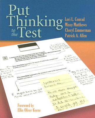 Image for PUT THINKING TO THE TEST