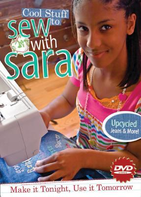 Image for Cool Stuff to Sew with Sara DVD