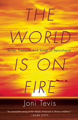 Image for WORLD IS ON FIRE: SCRAP, TREASURE, AND SONGS OF APOCALYPSE