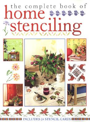 Image for COMPLETE BOOK OF HOME STENCILING