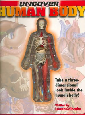 Image for Uncover the Human Body: An Uncover It Book