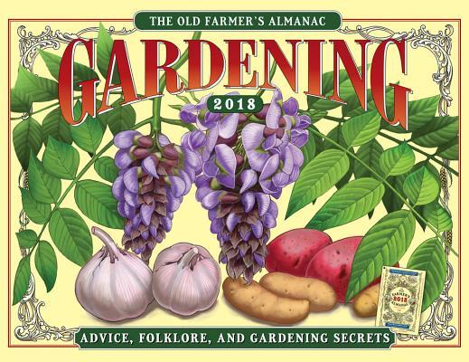 Image for The Old Farmer's Almanac 2018 Gardening Calendar