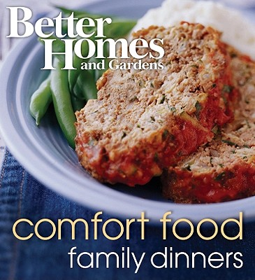 Image for Better Homes and Gardens Comfort Food Family Dinners WP