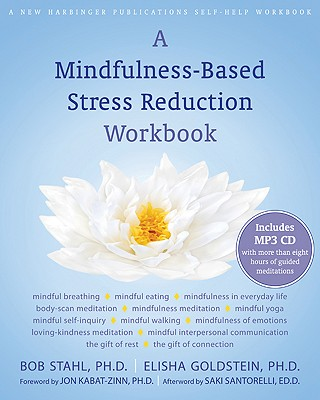 Image for Mindfulness Stress Reduction Workbook (with CD)