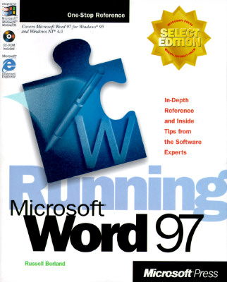 Image for Running Microsoft Word for Windows