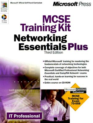 Image for MCSE Training Kit: Networking Essentials Plus, Third Edition (IT Professional)