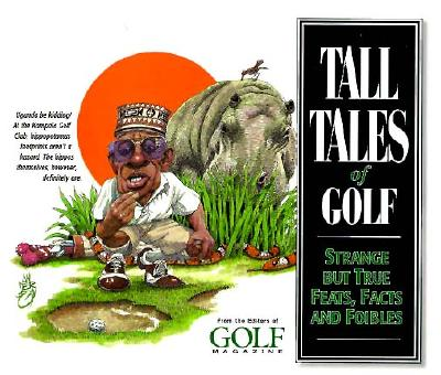 Image for TALL TALES OF GOLF