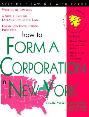 Image for HOW TO FORM A CORPORATION IN NEW YORK