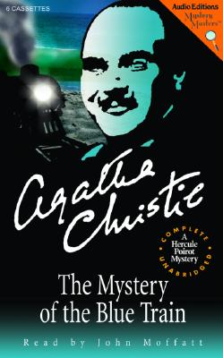Image for The Mystery of the Blue Train: A Hercule Poirot Mystery (Mystery Masters)