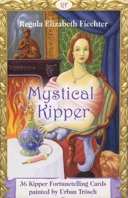 Mystical Kipper Deck, regula Elizabeth Fiechter
