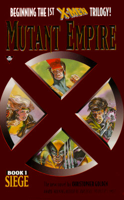 Image for X-Men Mutant Empire : Book 1 - Siege