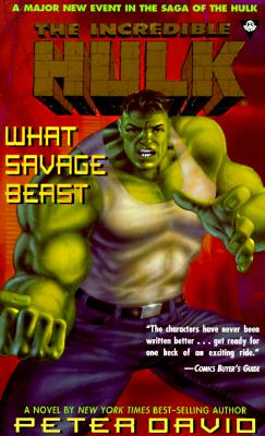 Image for The Incredible Hulk What Savage Beast