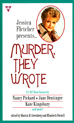 Image for MURDER THEY WROTE